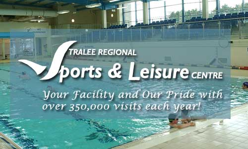 Health fitness club leisure centre tralee co kerry for Tralee swimming pool timetable
